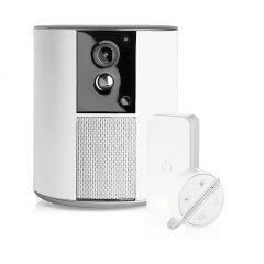 Somfy One + - kamera i alarm w jednym, w zestawie z akcesoriami