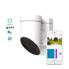 Kamera zewnętrzna Somfy - biała
