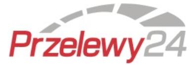 Logo przelewy 24